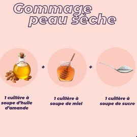 Tips gommage peau sèche👌 #tips #routinebeaute #skincare #skincareroutine #morningroutine #skincaretips #beauty #gommage #peauseche #soinvisage #soindepeau