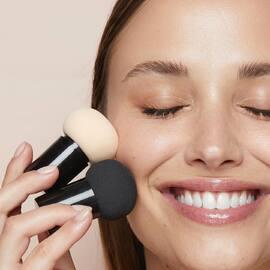 Éponges mushroom 🍄 #beautyblender #makeupaddict #makeuptools #epongemakeup #routinemakeup #morningroutine #beaute #maquillage