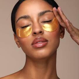 Pour un regard rajeuni et repulpé choisissez nos patchs gold ! Dès la première application, vous ressentirez leurs bienfaits! #patchgold #patchsyeuxantifatigue #soinvisage #beauté #routinebeauté #skincare #skincareroutine